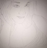 I Don't remember who drew this! :''(((((( Please let me know if you see this! <3