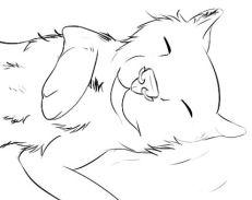 Sleepy Gustaf by AleaFlight - Visit her Deviantart http://aleaflight.deviantart.com/